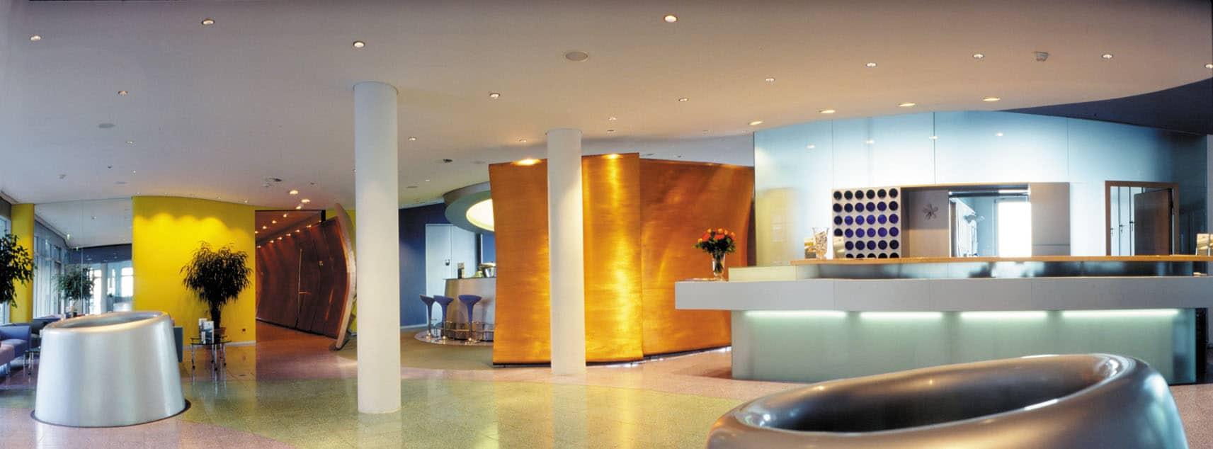 Helgoland atoll ocean resort meerjobs for Designhotel helgoland
