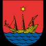 Die Stadt Wyk auf Föhr